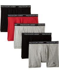 Polo Ralph Lauren 5-pack Boxer Briefs - Red