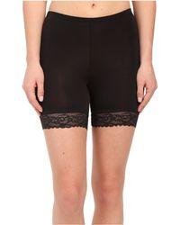 Hanky Panky - Silky Skin Biker Shorts (black) Women's Underwear - Lyst