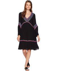 Double D Ranchwear - Gimme All Your Lovin' Dress (black) Women's Dress - Lyst