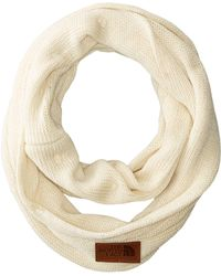 906888891e0 The North Face - Cali Wool Backyard Scarf (natural White) Scarves - Lyst