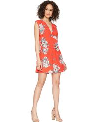 Bishop + Young - Wild Heart Romper (wild Heart Print) Women's Jumpsuit & Rompers One Piece - Lyst