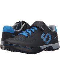 Five Ten - Kestrel Lace (shock Blue/carbon) Women's Shoes - Lyst