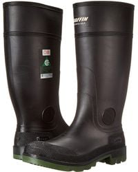 Baffin - Enduro Steel Toe (black/clear/green) Men's Boots - Lyst