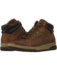 Mephisto - Pitt (tobacco Grizzly black) Men s Shoes - Lyst 9cc35219fb1
