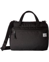 Herschel Supply Co. - Gibson (frog Camo) Shoulder Handbags - Lyst