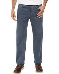 Carhartt - Traditional Fit Straight Leg Jean - Lyst