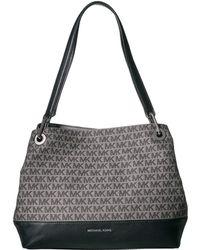 michael kors straw handbags, Michael Michael Kors 'Allie