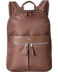 Knomo - Mayfair Beauchamp Backpack (deep Pine) Backpack Bags - Lyst