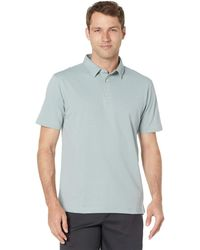 Linksoul Ls1309 - Organic Cotton/recycled Poly Polo Clothing - Metallic