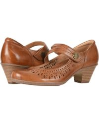 Earth - Dione (alpaca Soft Burnished Leather) Women's Shoes - Lyst