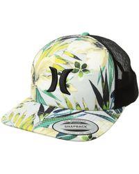 best service d5c73 58b2f ... norway hurley garden hat black caps lyst 1129b d2f1a