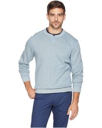 Tommy Bahama - Reversible Flipsider Abaco Sweater (brownstone Heather) Men's Clothing - Lyst