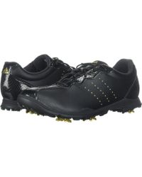 adidas Originals - Adipure Dc (grey One/silver Metallic/semi Frozen Yellow) Women's Golf Shoes - Lyst