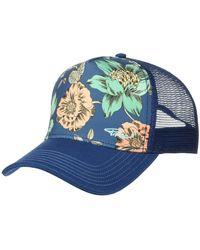 Prana La Viva Trucker Hat - Green