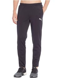 PUMA - Tec Sports Pants ( Black) Men's Casual Pants - Lyst