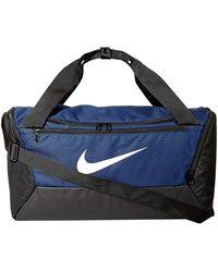 Nike Extra Small Brasilia Bag - Blue