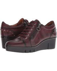Pikolinos - Balerma W9u-5861 (garnet) Women's Shoes - Lyst