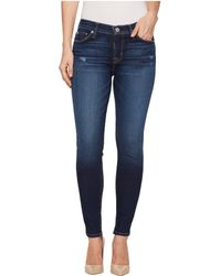 Hudson Jeans - Nico Mid-rise Ankle Super Skinny Jeans In Corrupt - Lyst