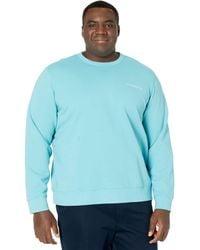 Vineyard Vines Woodhouse Garment Dyed Crew Clothing - Blue