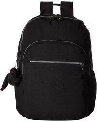 Kipling Seoul Go Backpack - Black