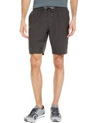 Linksoul Boardwalker Shorts Ac Lined Volley - Black