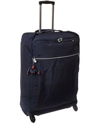 Kipling Darcey Large Wheeled Luggage - Blue