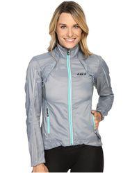 Louis Garneau Cabriolet Jacket (steel) Women's Workout - Multicolor