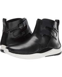 Clarks - Privolution M2 (black Leather) Men's Shoes - Lyst