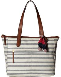 Fossil - Fiona Tote - Lyst
