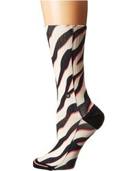 Stance - Checotah Classic Crew (black) Women's Crew Cut Socks Shoes - Lyst