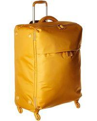 Lipault Original Plume 28 Spinner Luggage - Yellow