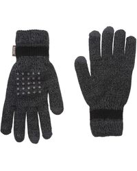 Muk Luks Touchscreen Gloves - Black