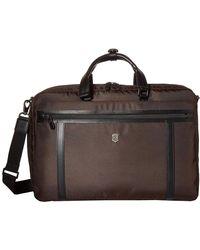 Victorinox Werks Professional 2.0 2-way Carry Laptop Bag - Black