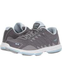 Ryka - Dominion (black/white) Women's Walking Shoes - Lyst