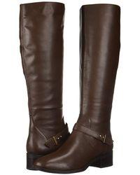 76f183360ed Bandolino - Bloema Wide Calf Fashion Boot - Lyst
