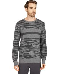 Obermeyer Chase Camo Sweater Clothing - Gray