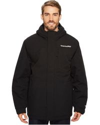 Timberland - Split System Insulated Waterproof Jacket - Lyst