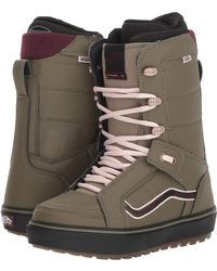Vans - Hi-standardtm Og '18 (black/white) Women's Snow Shoes - Lyst