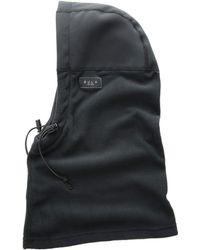 Bula - Power Fleece Hood (black) Knit Hats - Lyst fc3225252ee5