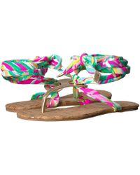 Lilly Pulitzer - Harbor Sandal - Lyst