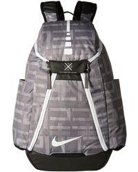 c6dd678599 Lyst - Nike Hoops Elite Max Air Backpack in Black for Men