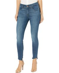 DL1961 Florence Mid-rise Ankle Skinny In Price - Blue