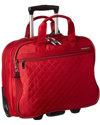 Hedgren Diamond Cindy Business Trolley - Red