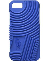 Nike - Air Force 1 Phone Case Iphone 7 (star Blue/star Blue) Cell Phone Case - Lyst