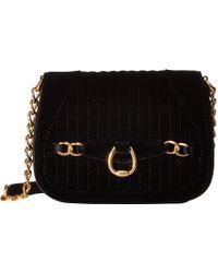 Lauren by Ralph Lauren - Stonegate Crossbody (merlot) Cross Body Handbags - Lyst