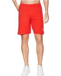 PUMA - Liga Shorts (pepper Green/ White) Men's Shorts - Lyst