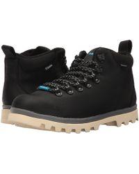 Native Shoes Fitzsimmons Treklite - Black