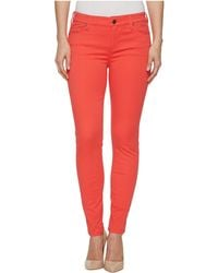 Liverpool Jeans Company - Penny Ankle Skinny In Hibiscus (hibiscus) Women's Jeans - Lyst