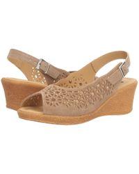 Spring Step - Saibara (beige) Women's Shoes - Lyst