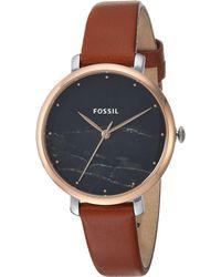 Fossil - Jacqueline - Es4378 - Lyst